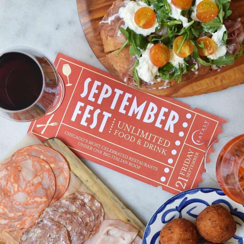 Eataly SeptemberFest