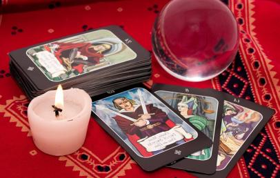 Chicago Psychic & Tarot Card