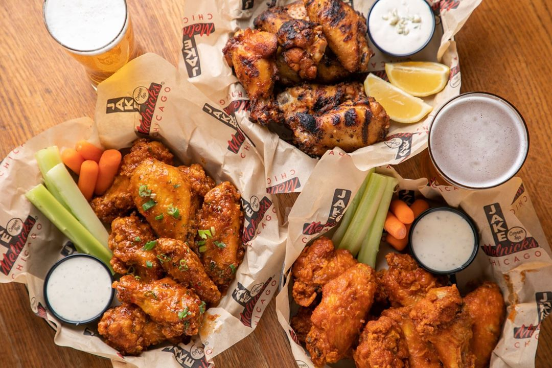 5 Places To Find Some Bomb Ass Chicken Wings In Chicago