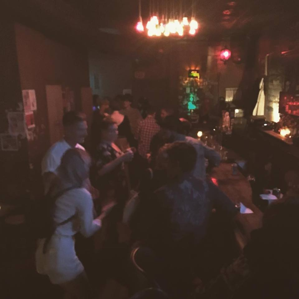 Burlington Bar