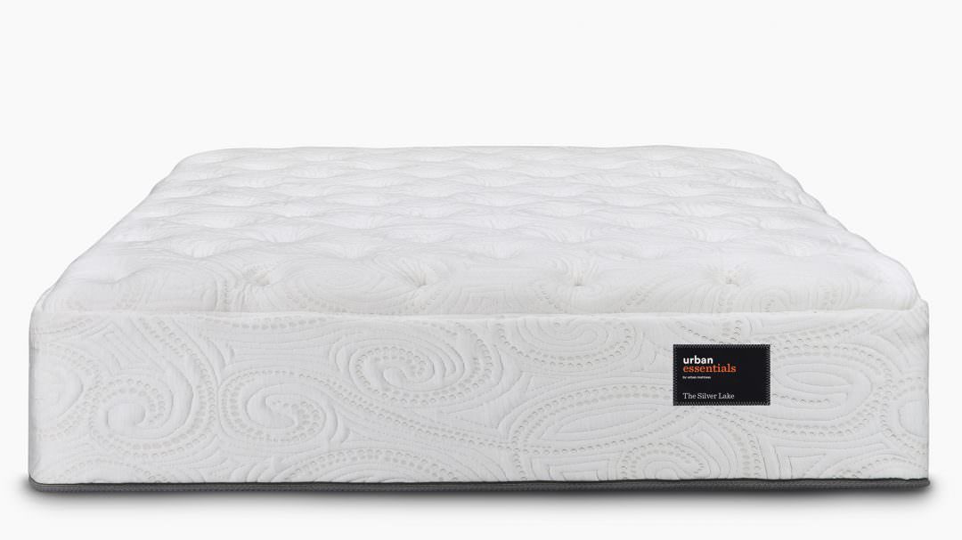 The Silver Lake Firm Mattress by Urban Mattress The Silver Lake Mattress   Urban Mattress