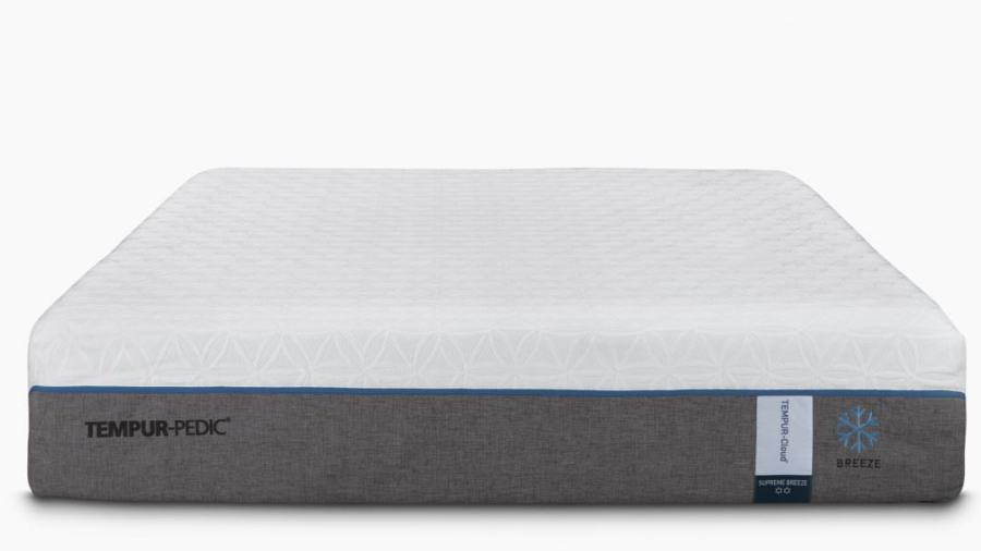 Get The TEMPUR Cloud     Supreme Breeze Mattress at Urban Mattress TEMPUR Cloud Supreme Breeze Memory Foam Mattress by TEMPUR Pedic   Urban  Mattress