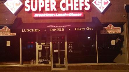Super Chef night