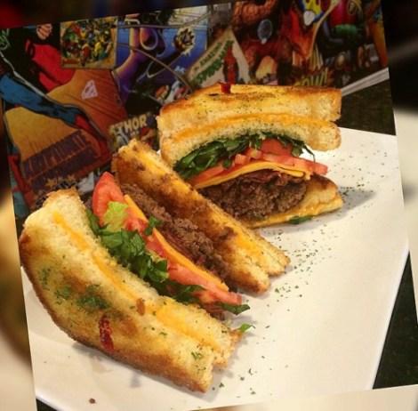Super Chef sandwich