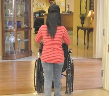 Cierra Wheelchair