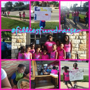 Fillies Fund Raisng