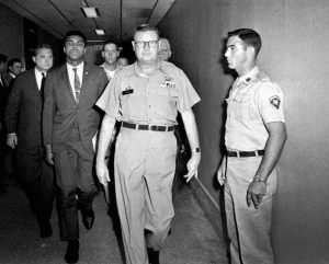 Muhammad-Ali arrested