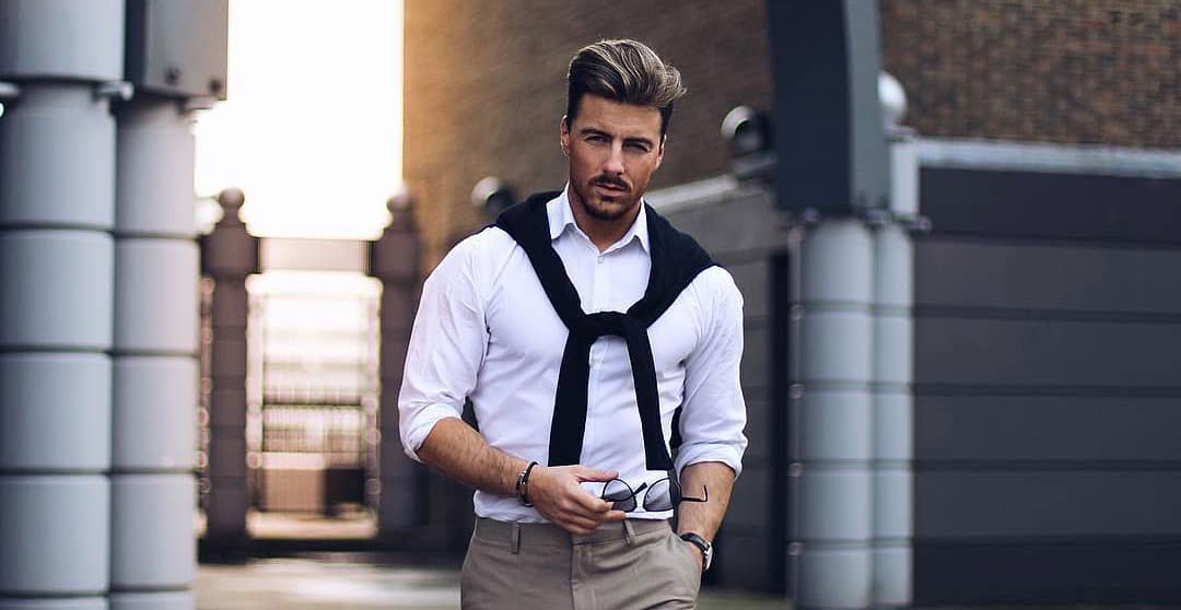 Image result for white shirt for men