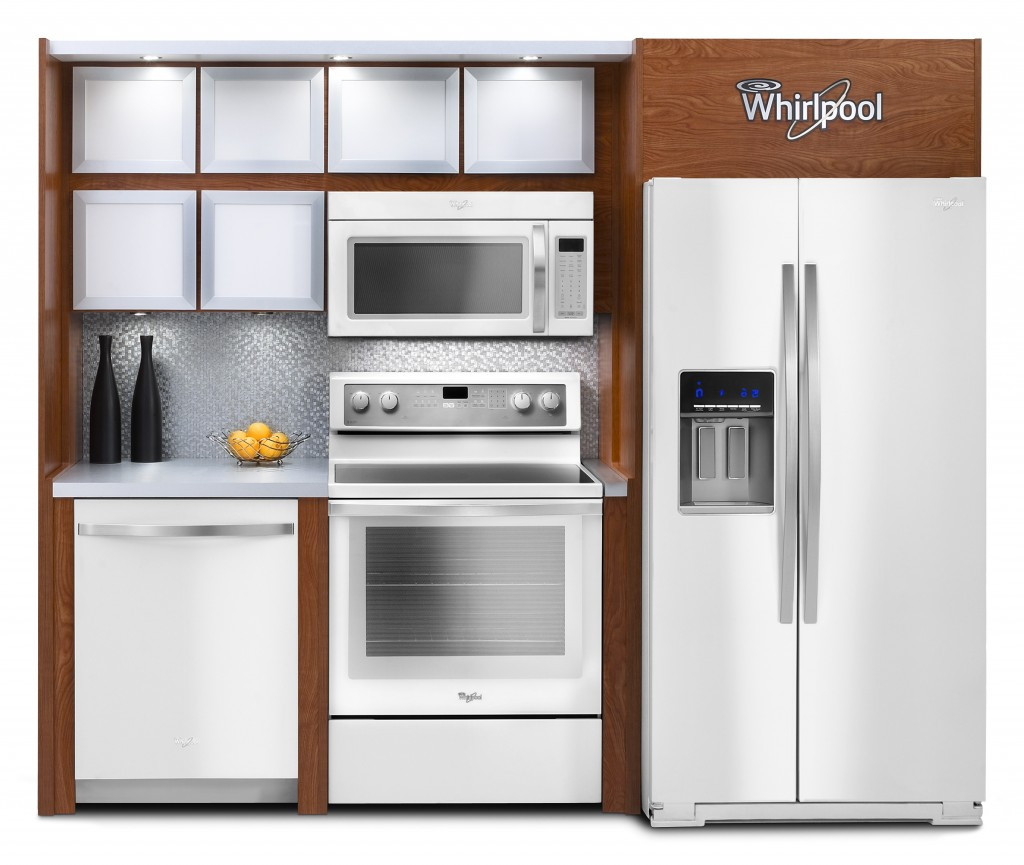 My Dream Kitchen The Whirlpool White Ice Collection