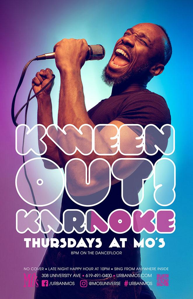 Kween Out Karaoke