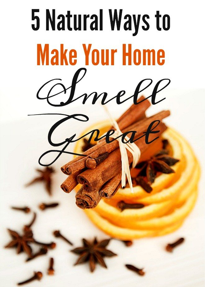 5 Natural Ways to Make Your Home Smell Great
