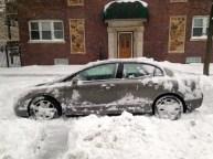 My poor buried Civic