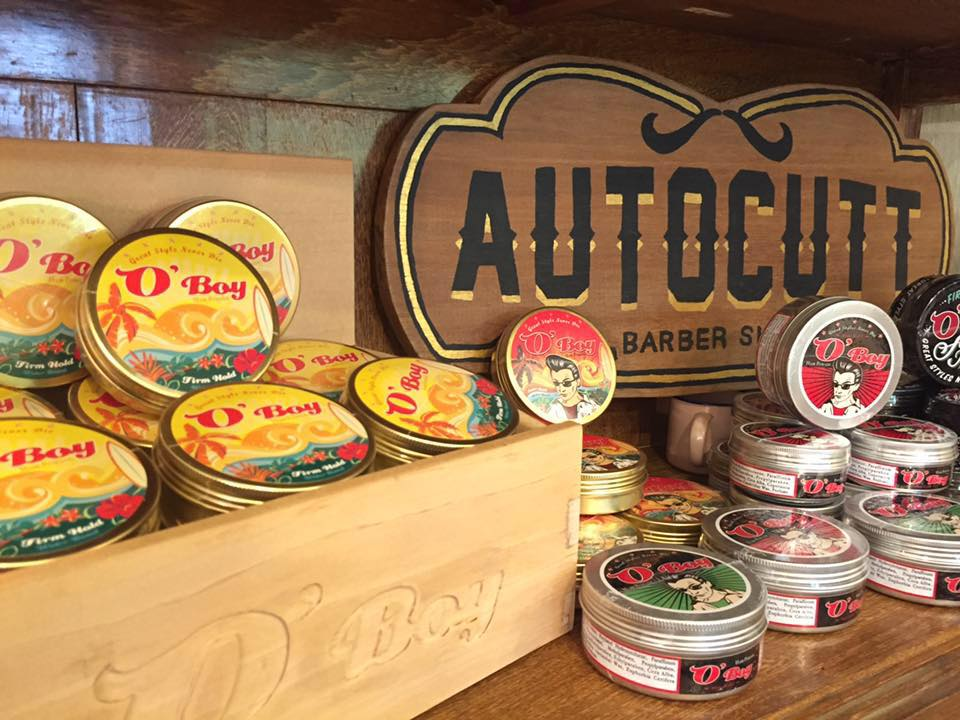 Autocutt Barbershop
