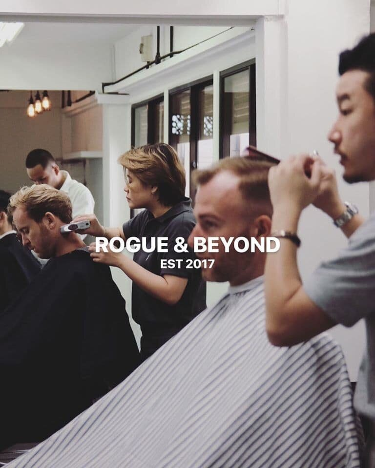 Rogue & Beyond: Joel and the crew in action