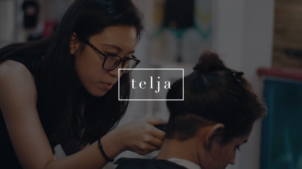 Telja Studios - Personalized Men's Haircut