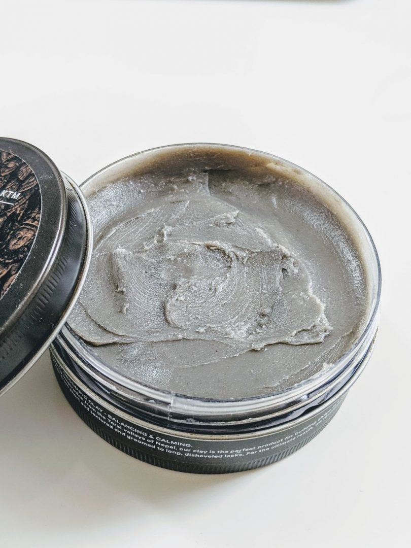 Nomad Barber Terai Grooming Clay