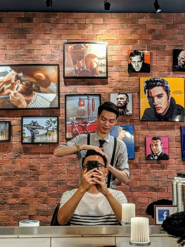 LA Barbershop - Finishing Touch