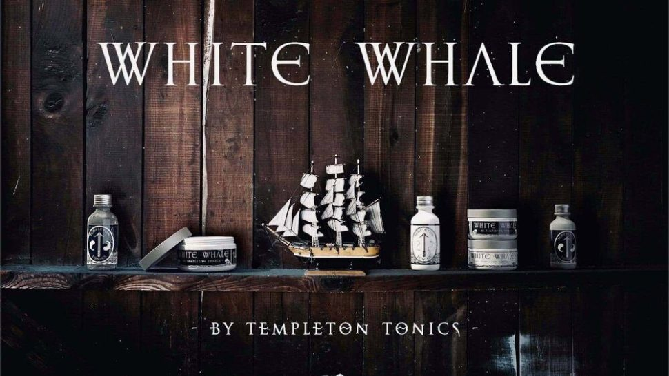 Templeton Tonics White Whale Clay