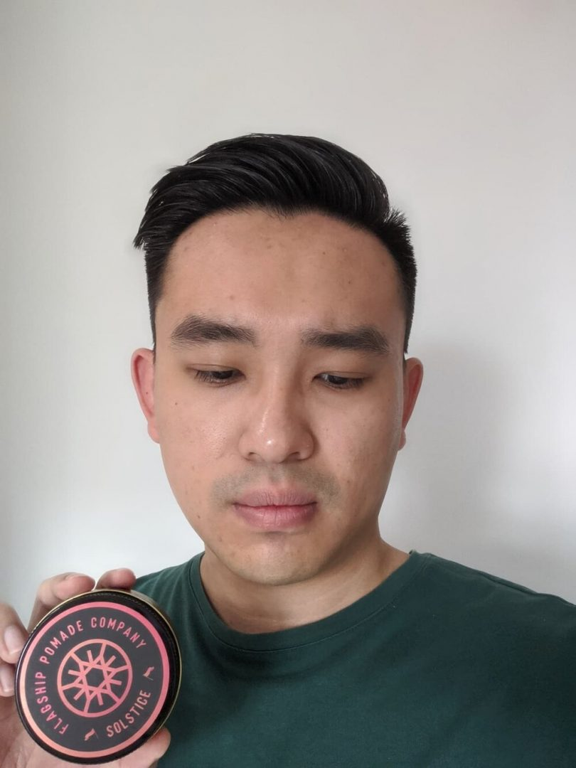 Flagship Pomade Solstice Heavy Paste 8 AM