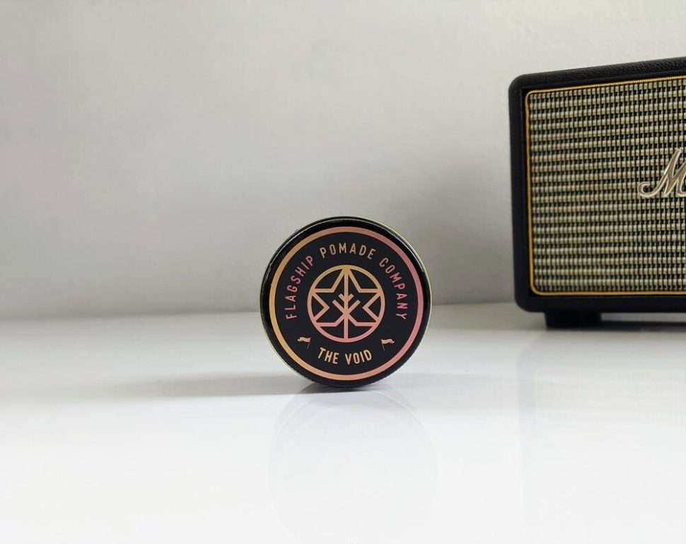 Flagship Pomade Four Season: The Void Matte Paste