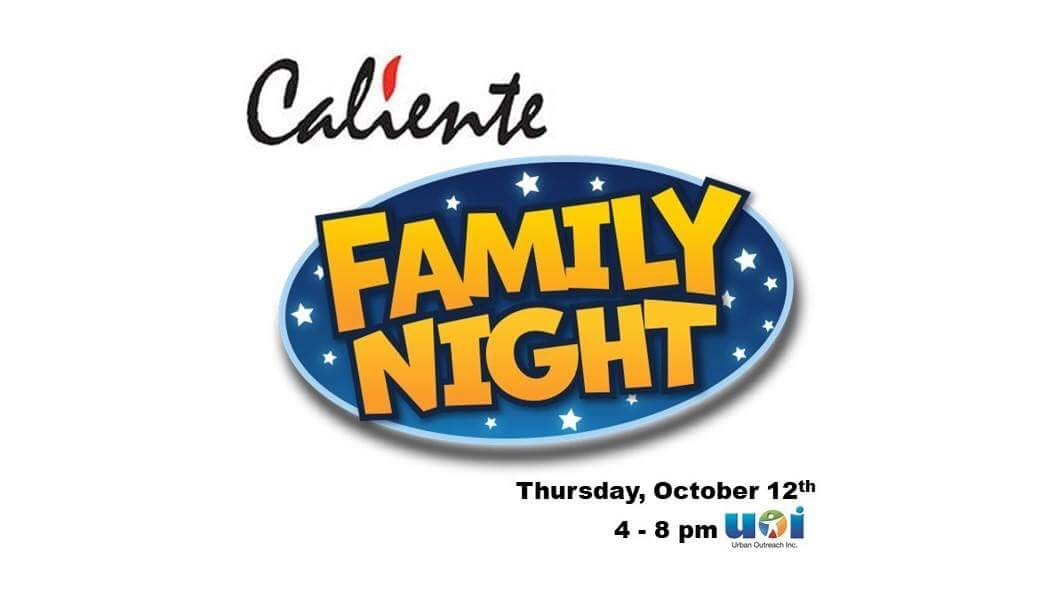 Family Night at Caliente!