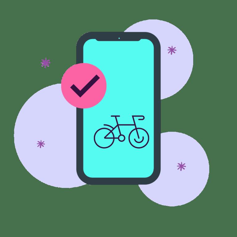 Book E bike Rental Online