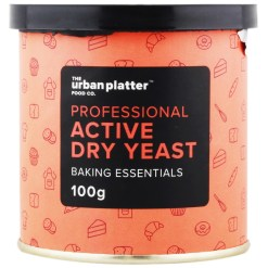 Urban Platter Baker's Active Dry Yeast, 100g
