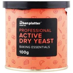 Urban Platter Baker's Active Dry Yeast, 100g