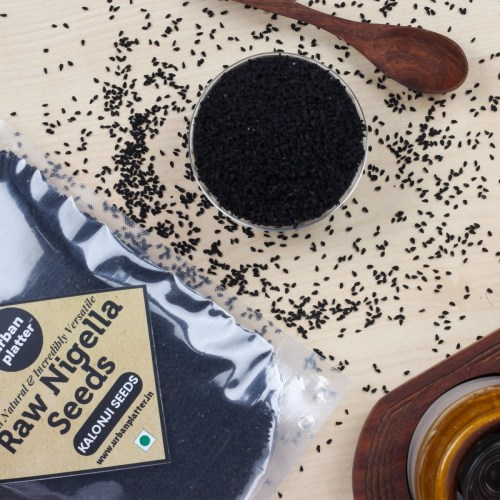 Urban Platter Nigella Seeds (Kalonji), 400g
