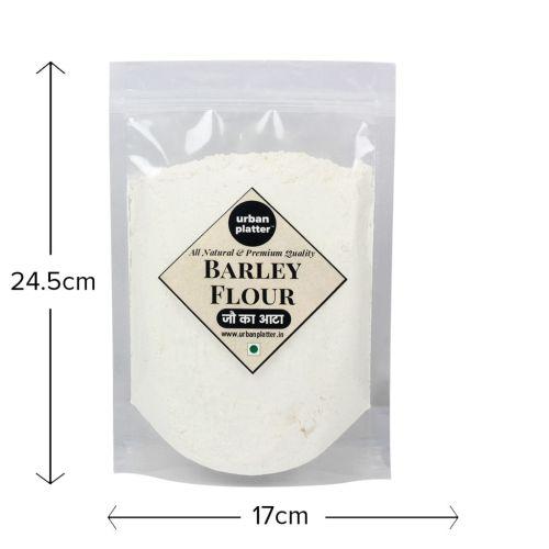 Urban Platter Barley Flour, 1Kg / 35.2oz [All Natural, Gluten-free, Fiber-rich]