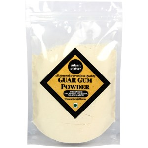 Urban Platter Guar Gum Powder, 200g (All Natural, Thickening Agent, Binding Agent for Baking)