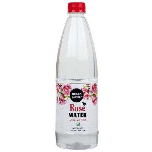 Urban Platter Rose Water, 700ml [L'EAU-DE-ROSE]