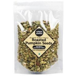 Urban Platter Roasted Salted Pumpkin Seeds, 400g