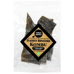 Urban Platter Dried Kombu Strips, 100g