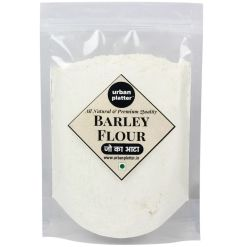 Urban Platter Barley Flour, 1Kg / 35.2oz [All Natural, Gluten-free, Fiber-rich]