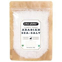 Urban Platter Arabian Sea Salt Flakes, 500g
