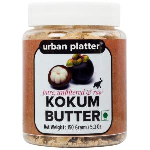 Urban Platter Pure Kokum Butter, 150g [Unprocessed, Unrefined & Raw]