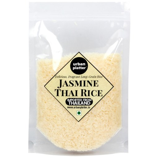 Urban Platter Thai Jasmine Rice, 1Kg / 35.2oz [Aromatic, Delicious, Nutty Taste]