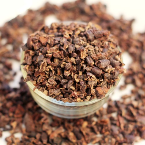 Urban Platter Certified Organic Cocoa Nibs, 1Kg [Unprocessed, Aromatic, Food of The Gods!]