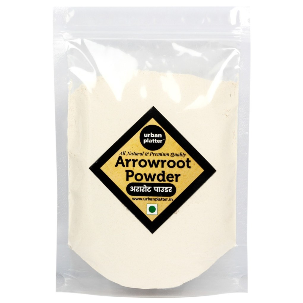 Urban Platter Arrowroot Powder, 400g