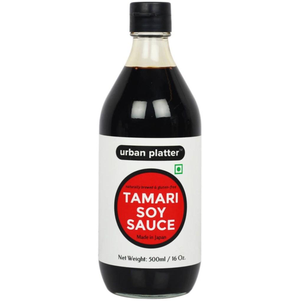 Urban Platter Tamari Gluten-free Soy Sauce, 500ml