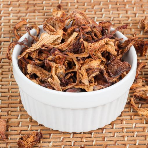 Urban Platter Chanterelles Mushrooms, 30g [All Natural, Dried, Full of Flavour]