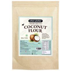 Urban Platter Coconut Flour, 400g