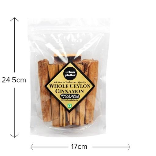 Urban Platter Ceylon Cinnamon Quills, 150g