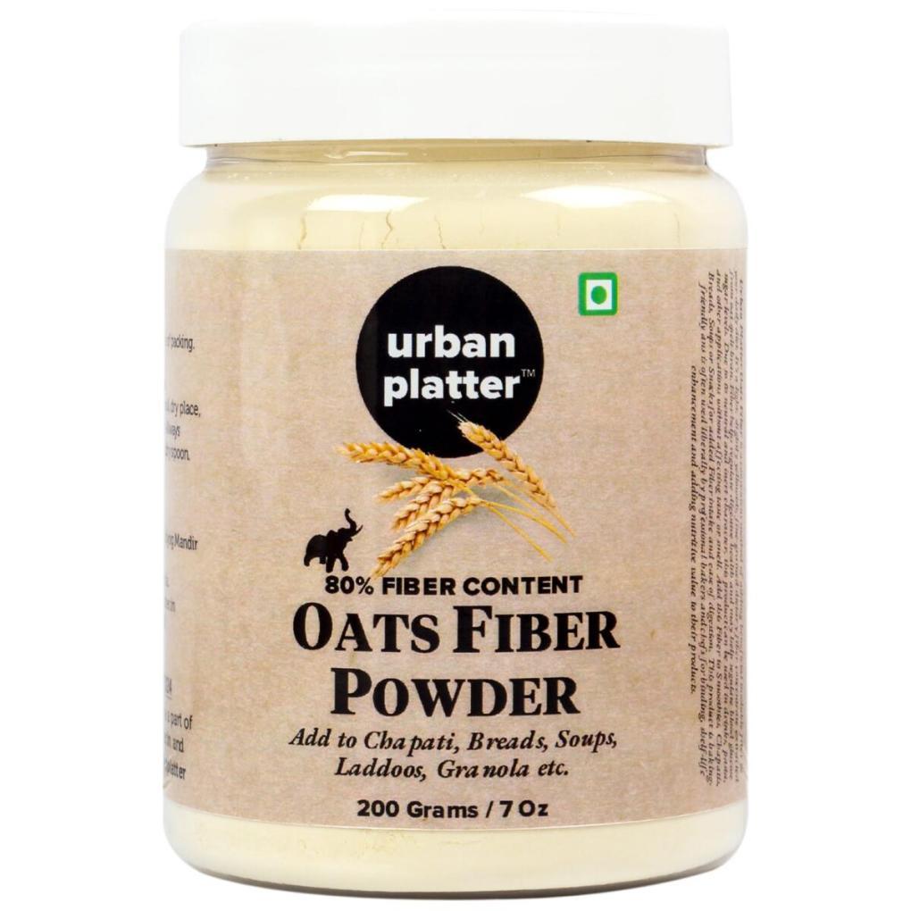 Urban Platter Oats Fiber Powder, 200g