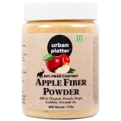 Urban Platter Apple Fiber Powder, 200g