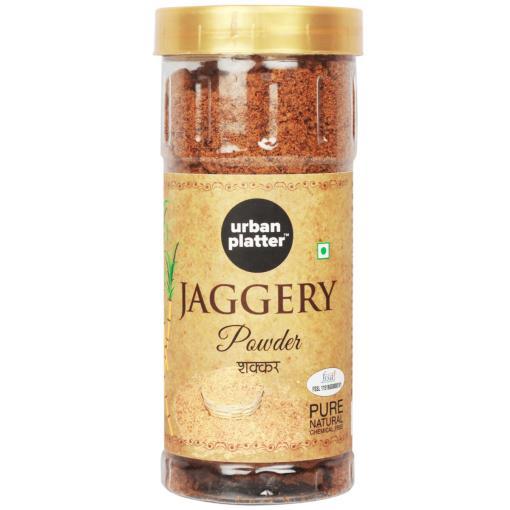Urban Platter Jaggery Powder, 500g [Pure, Natural & Chemical Free]