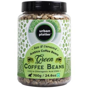 Urban Platter Green Coffee Beans, 700g