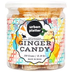Urban Platter Ginger Candy, 350g