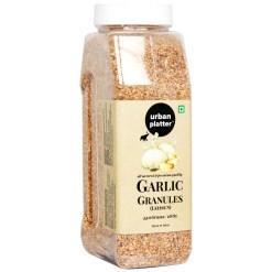 Urban Platter Garlic Granules Shaker Jar, 450g / 15.8oz
